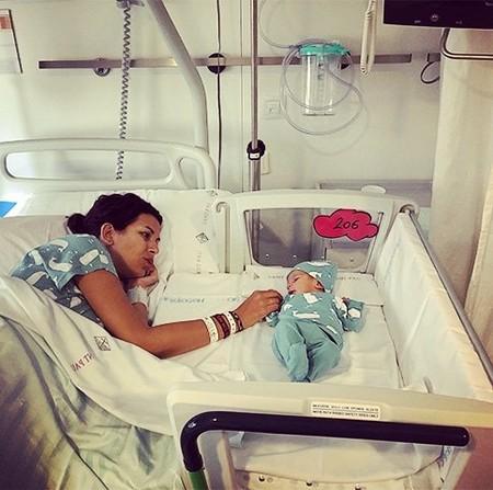 El hospital Sant Pau incorpora cunas colecho para mamás y bebés